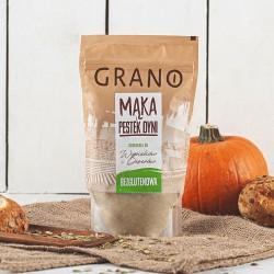 Mąka z pestek dyni bezglutenowa