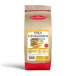 Mąka kukurydziana pełnoziarnista