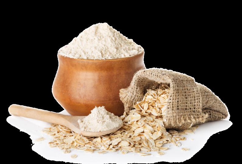 GRANO Obraz kopca mąki